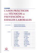 NUEVO LIBRO: Casos prácticos para técnicos de prevención de riesgos laborales.